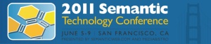2011 Semantic Technology Conference Logo