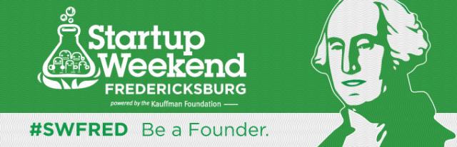 Startup Weekend Fredericksburg logo