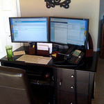 A typical home office