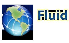 FluidApp Logo