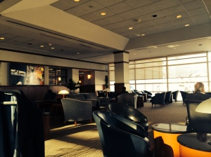 Photo of airline lounge - DCA