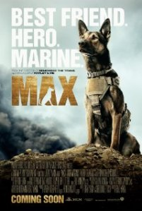 Max Movie Poster Frame